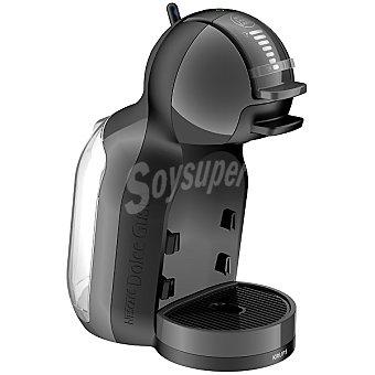 KRUPS KP1208 Cafetera Mini Me automática para cápsulas Dolce Gusto en color negro