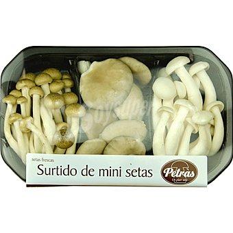 PETRAS Surtido mini setas Tarro 120 g