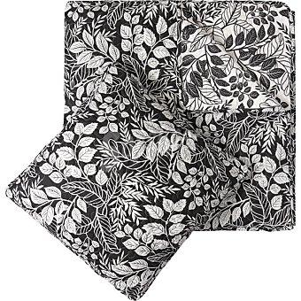 Unit Colcha bouti flores para cama 150 cm