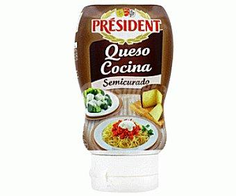 President Queso Cocina Semicurado 250 Gramos