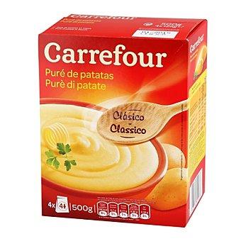 Carrefour Puré de patatas 500 g