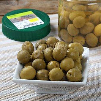 Manzanilla Aceituna natural Tarrina de 375 g