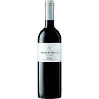 Marqués de Ulía Vino Tinto Reserva Rioja Botella 75 cl