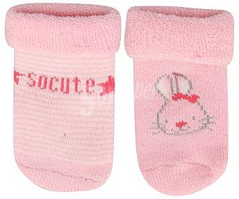 In Extenso Lote 2 pares de calcetines recien nacido talla 15