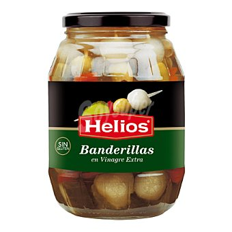 Helios Banderillas frasco 350 g