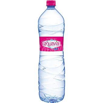AQUAVIA Agua mineral natural de mineralización débil botella 1,5 l 1,5 l