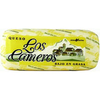 Los Cameros Queso barra light 250 g