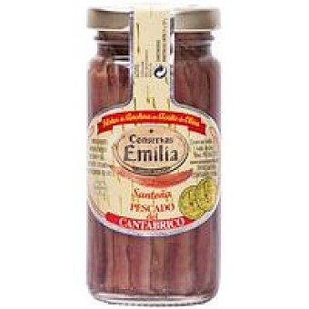 Cons. emilia Anchoa del Cantáb. en aceite de oliva Tarro 190 g