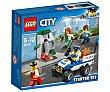 Juego de construcciones con 80 piezas Set de introducción Policía, City 60136 1 unidad LEGO