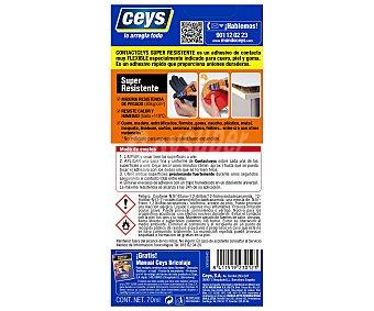 Ceys Cola de contacto 70 Mililitros