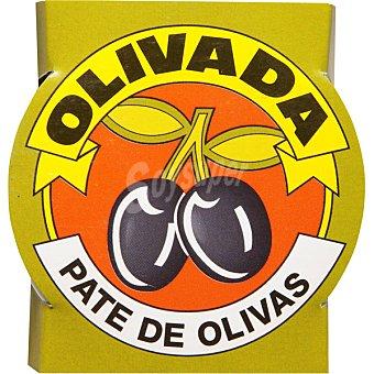 OLIVADA Paté de olivas frasco 120 g frasco 120 g