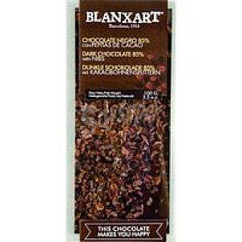 BLANXART Chocolate negro 85% c/p.cacao 100 g