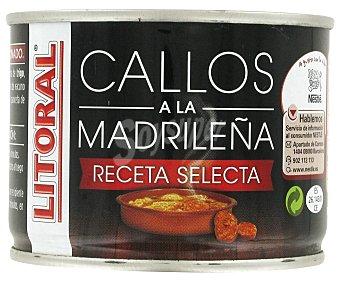 Litoral Callos Madrileña 200 Gr