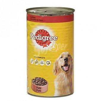 Pedigree Comida perro buey Lata 1.2 kg
