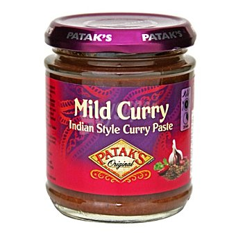 Patak's Pasta curry Bote 170 g