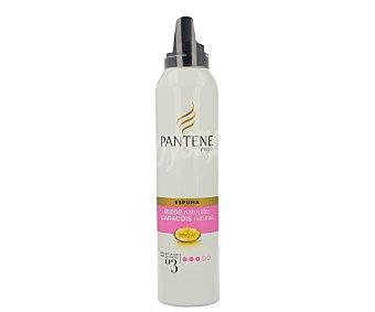 Pantene Pro-v Espuma rizos naturales (nivel fijación 3) Bote de 250 ml