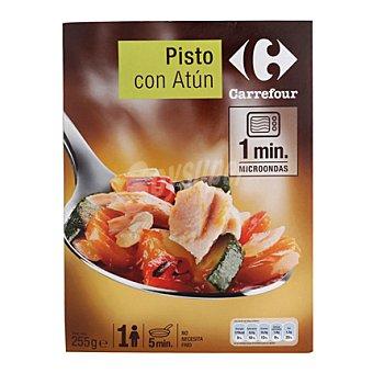 Carrefour Pisto con atún 255 g