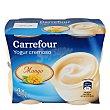Yogur cremoso de mango Pack 4x125 g Carrefour