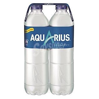 Aquarius Bebida isotónica limón Pack 2 u x 1,5 l