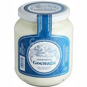 GOENAGA Yogur natural artesano Tarro 720 g
