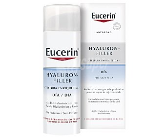 Eucerin Crema con acido halurónico y urea Hyaluron filler Hyaluron filler