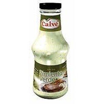 Calvé Salsa a la pimienta verde Frasco 250 g