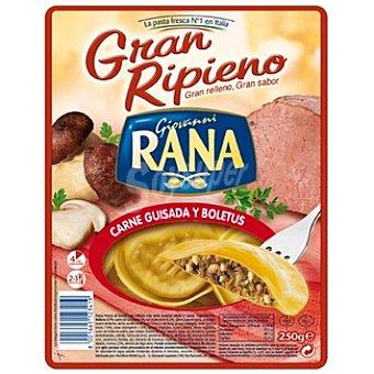 GIOVANNI RANA GRAN RIPIENO Rellena de carne guisada y boletus Envase 250 g