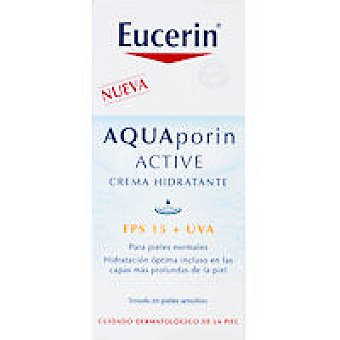 Eucerin Aquaporin Active FPS+UVA  Tubo 40 ml