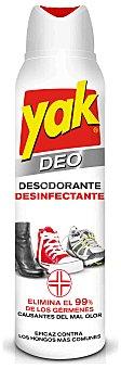 Yak Desodorante desinfectante para calzado 150 ml