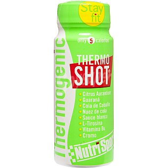 NUTRISPORT bebida energética Thermogenic Thermo Shot botella 60 ml