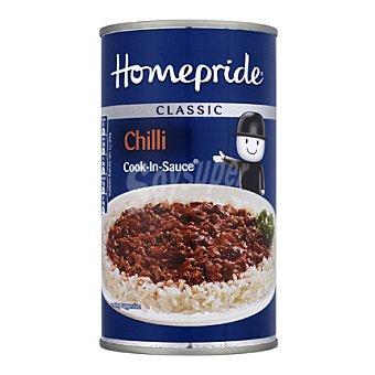 Homepride Salsa para cocinar chili  Lata 500 g