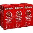 Tomate frito pack 6 envase 350 g Orlando