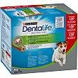 Snacks dental para perro pequeño Multipack 30 unidades Purina Dentalife