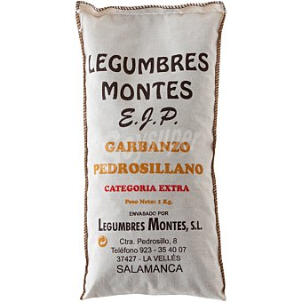 MONTES Garbanzo pedrosillano Saco 1 kg