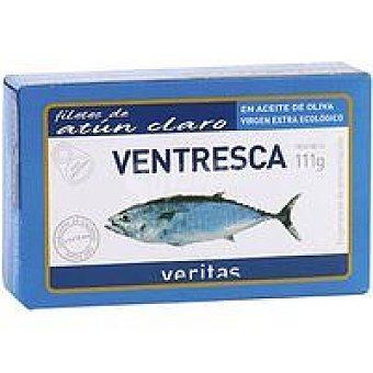 Veritas Filete de atún-ventresca Lata 111 g