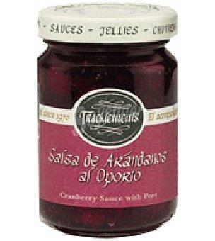 Tracklements Salsa arandanos al oporto tarro 170 g