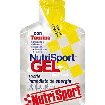 NUTRISPORT gel con taurina sabor limón Envase 40 g