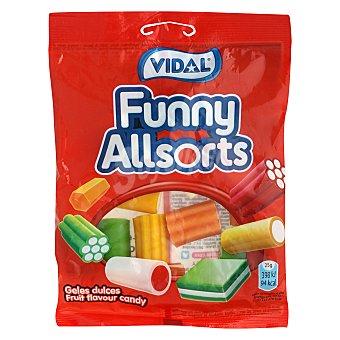 Vicente Vidal Regalices Funny Allsorts 100 g