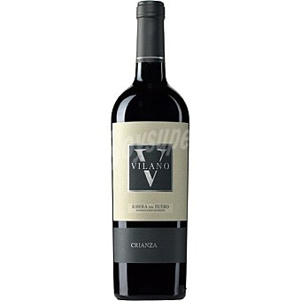 VIÑA VILANO Vino tinto crianza D.O. Ribera del Duero Botella 75 cl