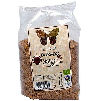 Naturcid semillas de lino dorado envase 500 g