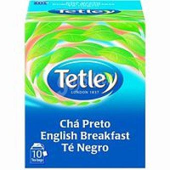 Tetley Té negro English Breakfast Caja 15 g