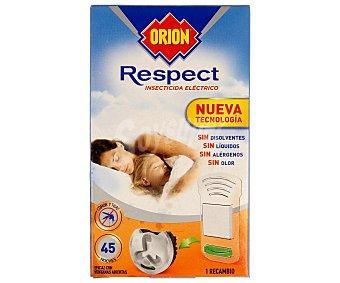 Orion Insecticida volador eléctrico antimosquitos común y tigre sin olor recambio Paquete 1 u