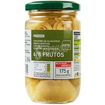 Eroski Alcachofa 6/8 frutos Frasco 175 g