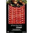 Covap chorizo de bellota iberico en lonchas  envase 120 g Esenciaunica