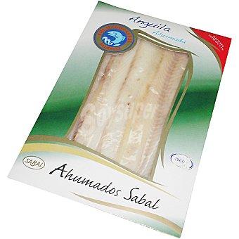 SABAL Anguila ahumada Envase 100 g