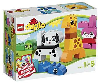 LEGO Juego de Construcciones Animales Creativos, Modelo 10573 1 Unidad