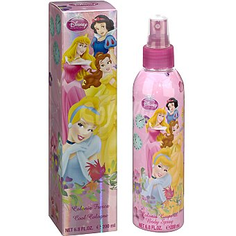 Disney Princess Colonia vaporizador 200 ml