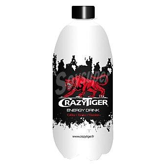 Crazy tiger Bebida energética crezytiger 1 l