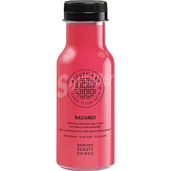 BEAUTY & GO Bebida Radiance protectora para la piel con Macro-Antioxidantes botella 25 cl Botella de 25 cl