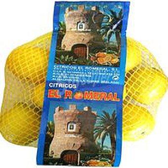 Limón de Andalucía Bolsa 1 kg